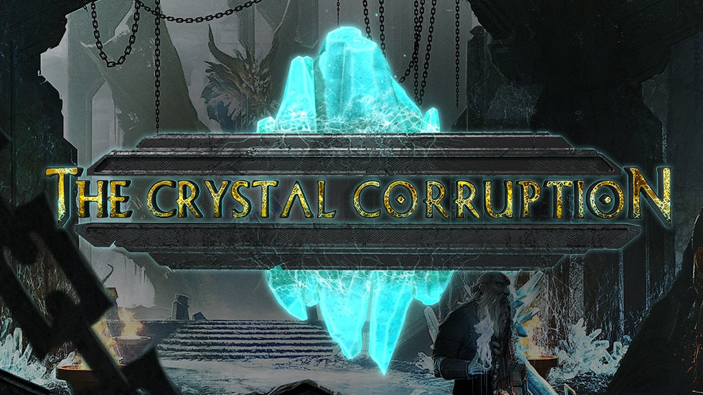 The Crystal Corruption: An Adventure & Minis for 5e D&D project video thumbnail