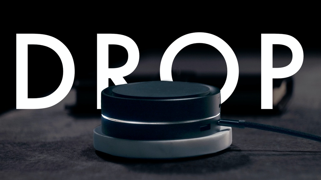 The DROP: Redefining Portable Power project video thumbnail