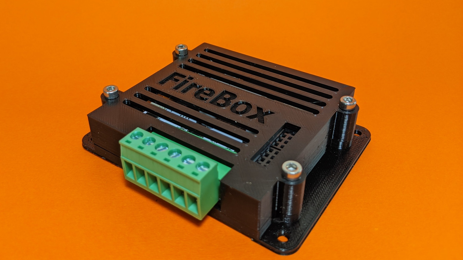 FireBox is a small, cheap, and extensible DCC controller that lets you run your trains the way YOU want to!