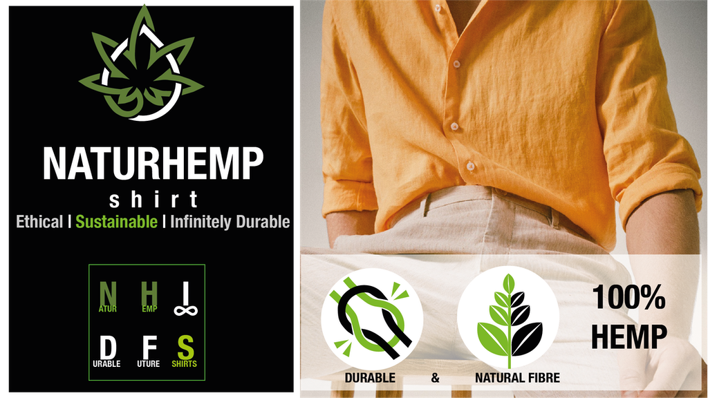 NATURHEMP Shirt