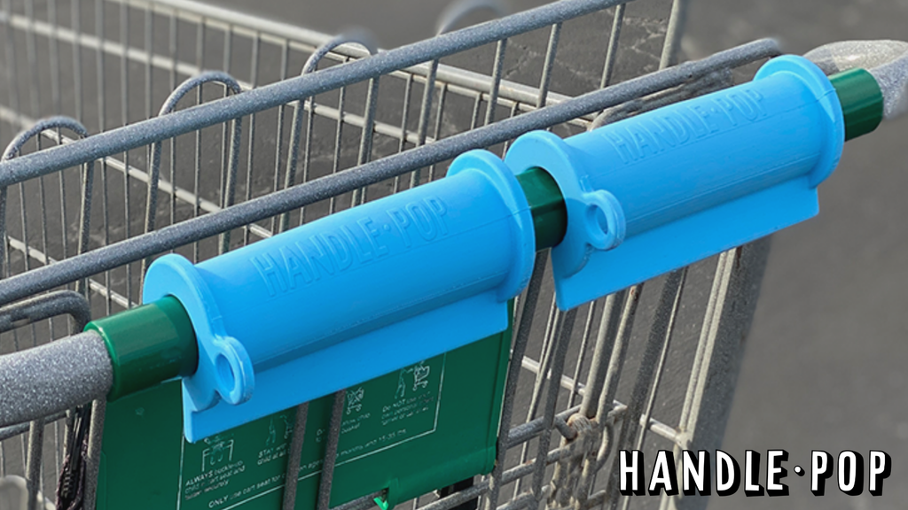 HandlePop - Protect Yourself From Germs