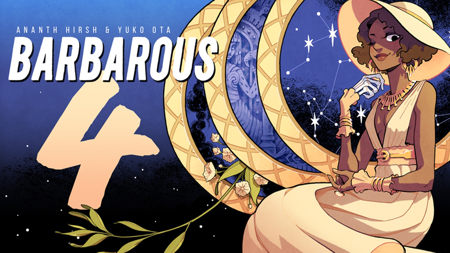 Barbarous Chapter 4 - Leeds Sized Edition
