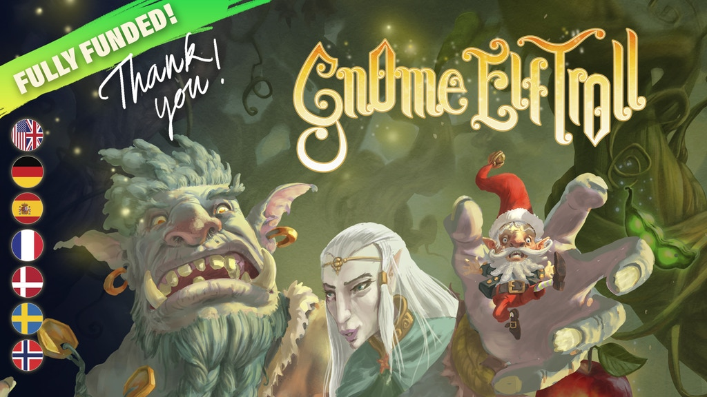 Gnome Elf Troll project video thumbnail