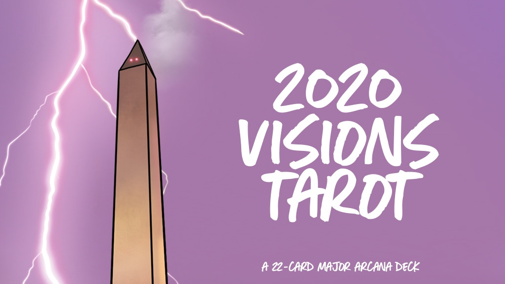 Project image for 2020 Visions Tarot: The Major Arcana