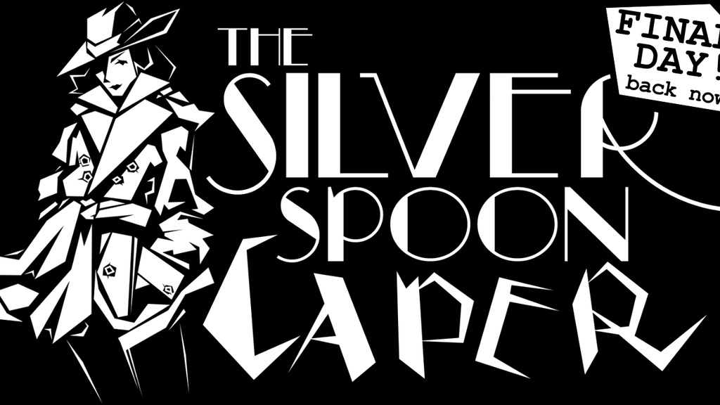 The Silver Spoon Caper - A Puzzle Game project video thumbnail