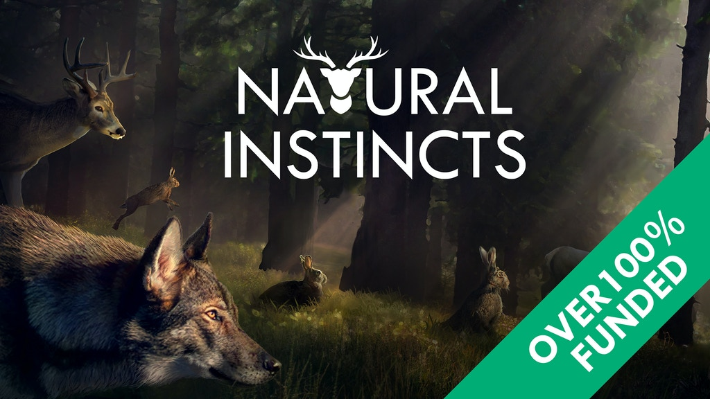 Natural Instincts - Interactive Nature Documentary Sim project video thumbnail