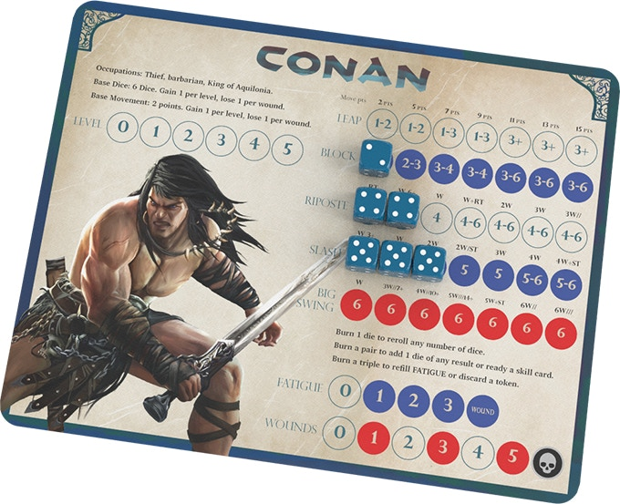 Conan the Cimmerian: The Tower of the Elephant