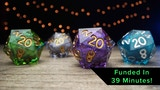 Elixir Dice: Handcrafted, Sharp Edged Liquid Core RPG Dice thumbnail