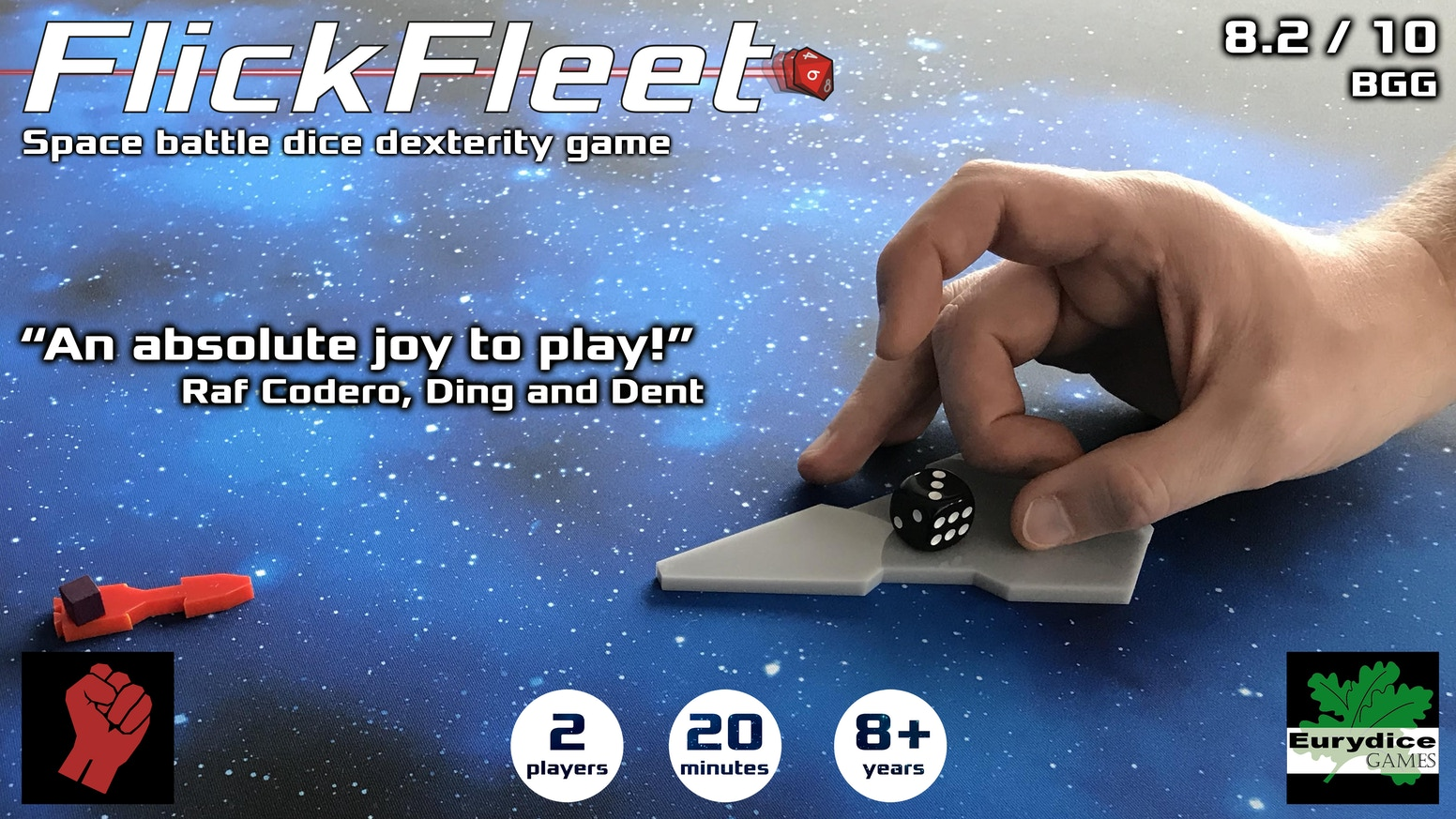 Extra ships for FlickFleet: the tactical space battle flicking game.