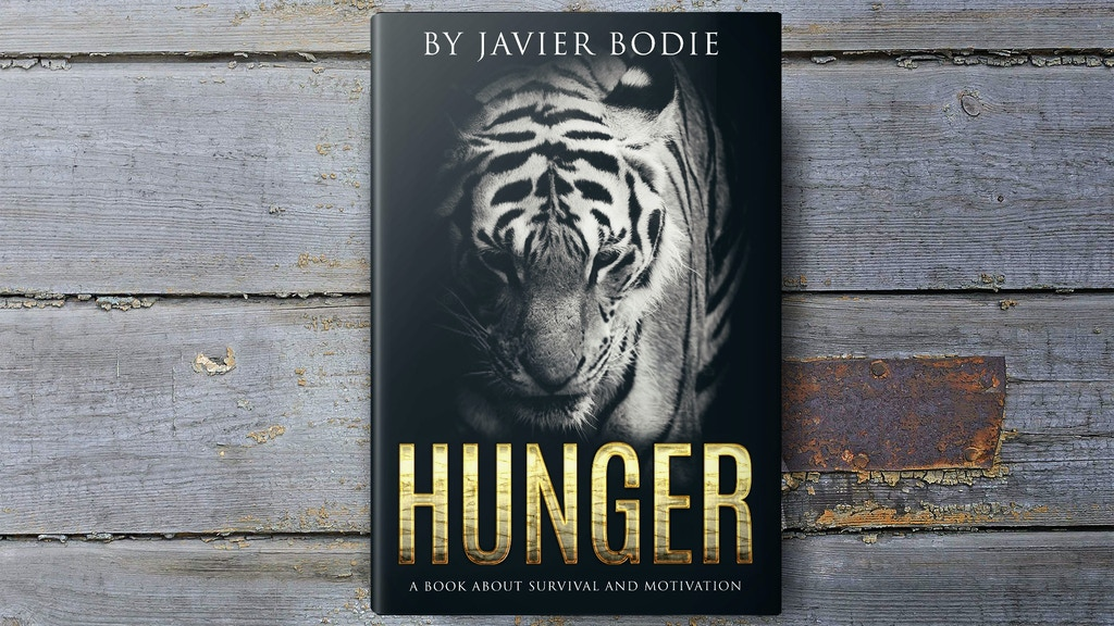 Project image for Hunger: A book about survival and motivation