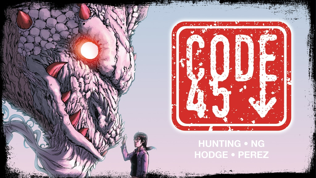 Code 45 #1-3 - Urban Fantasy ft. Dragons, Drugs, Raves project video thumbnail