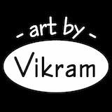 Art By Vikram Madan