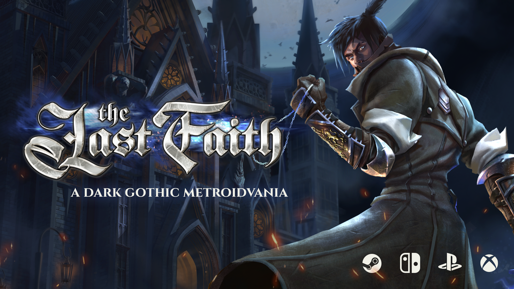 The Last Faith - A Dark Gothic Metroidvania project video thumbnail