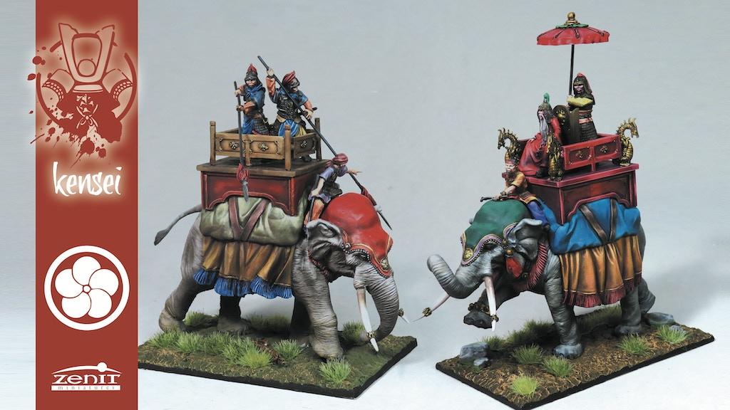 Image de projet pour Katai War Elephants