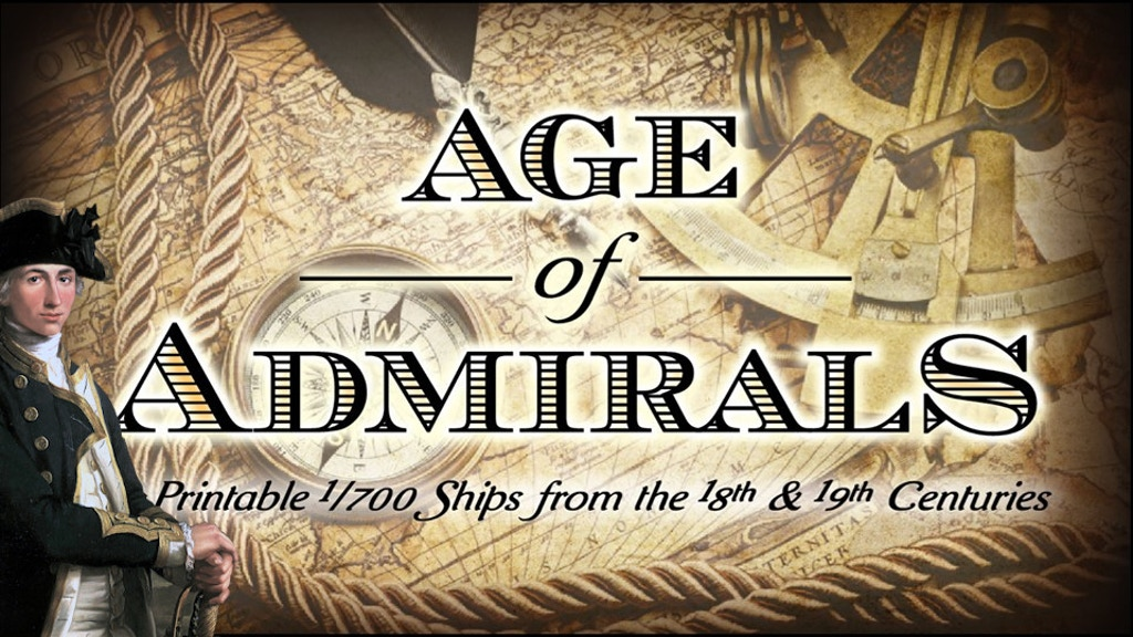 Project image for Age of Admirals: Nelson at St Vincent