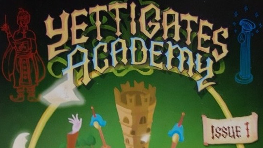 Project image for Online EGN: Yettigates Academy Issue 2