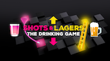 Shots & Lagers: The Drinking Board Game! thumbnail
