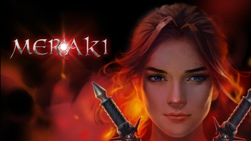 MERAKI #3 - A Futuristic Odyssey Adventure Story!