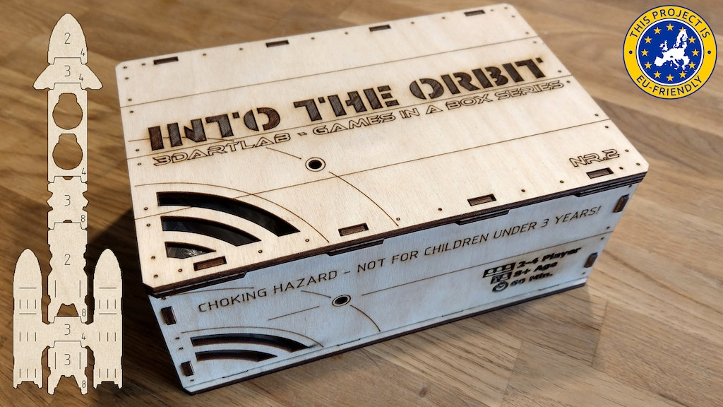 INTO THE ORBIT project video thumbnail