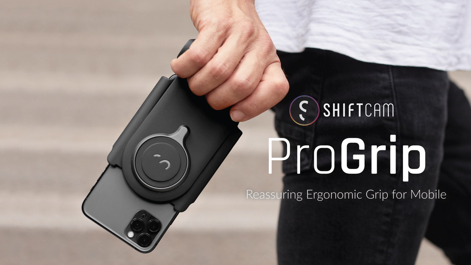 The ProGrip is not just evolutionary, it's a multifunctional Battery Grip that redefines mobile photography and videography.  $710,185 funded and counting, pre-order ProGrip on Indiegogo now!