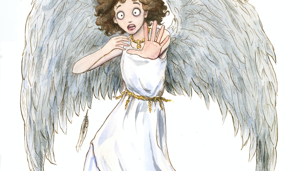 An Angel Called Truth and Other Tales project video thumbnail