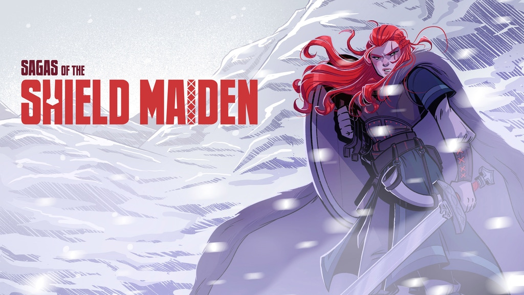 Sagas of the Shield Maiden project video thumbnail