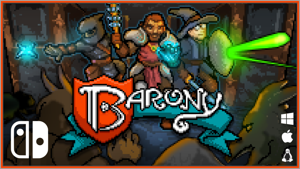 Barony for Switch + Updates for All project video thumbnail