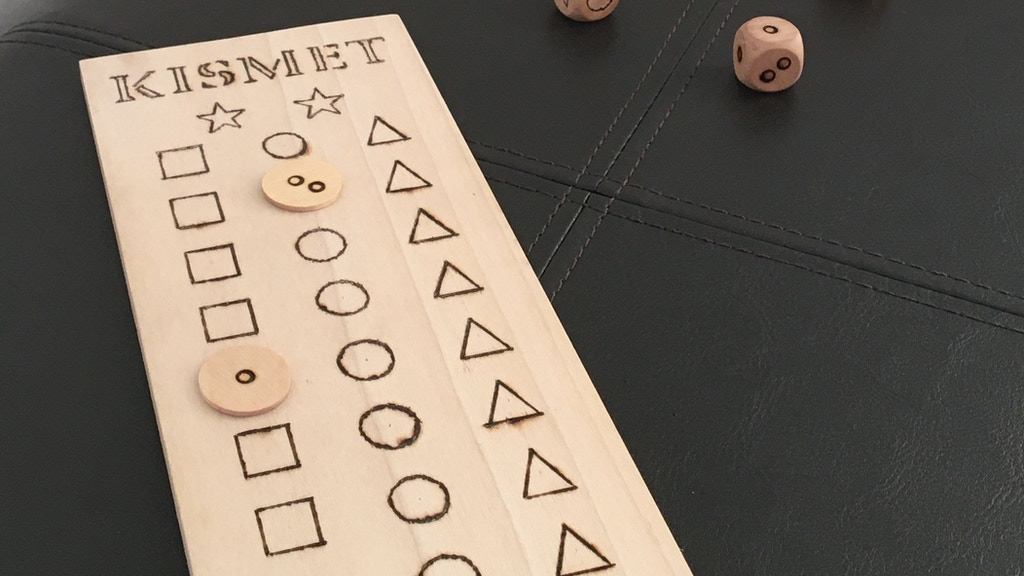 Project image for Kismet: A Game of Chance