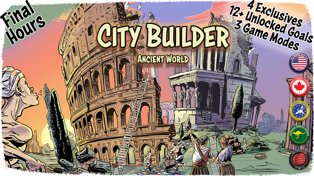 City Builder: Ancient World project video thumbnail