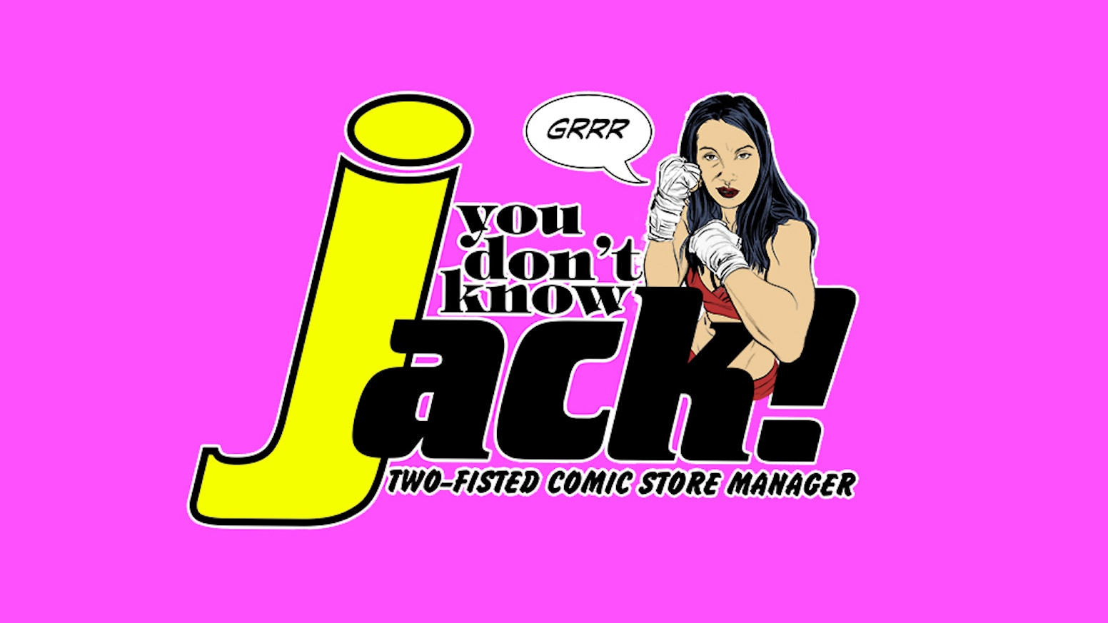 You Don't Know Jack, a 48-page one-shot comic book by Dave Sim and Carson Grubaugh.
