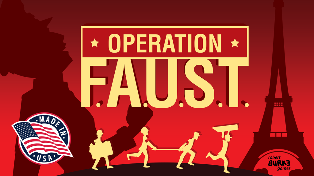 Operation F.A.U.S.T. Second Edition project video thumbnail
