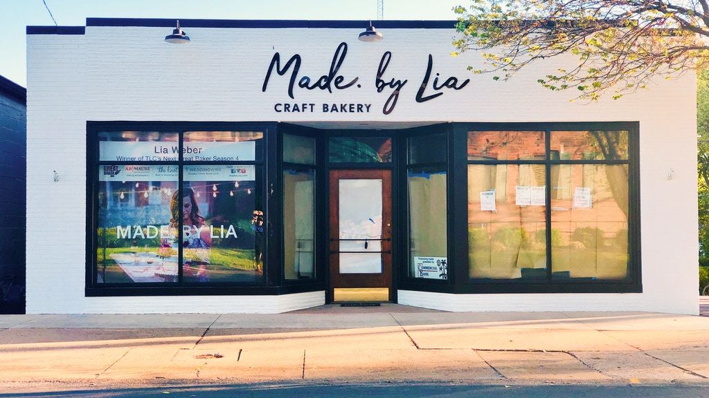 Made. by Lia Craft Bakery project video thumbnail