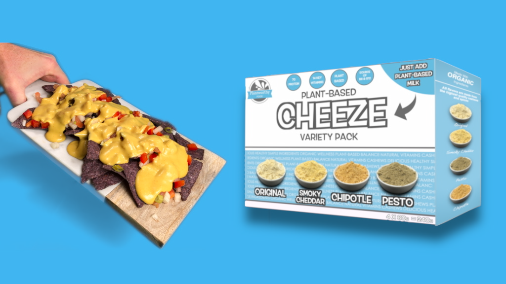 Plant-Based Cheeze Variety Pack project video thumbnail