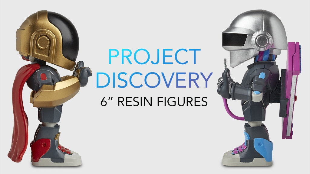 Project image for Project Discovery - Resin figures (Canceled)