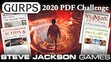Steve Jackson Games' GURPS 2020 PDF Challenge thumbnail