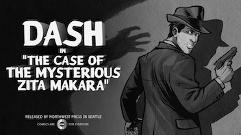 DASH: The Gay Noir Graphic Novel