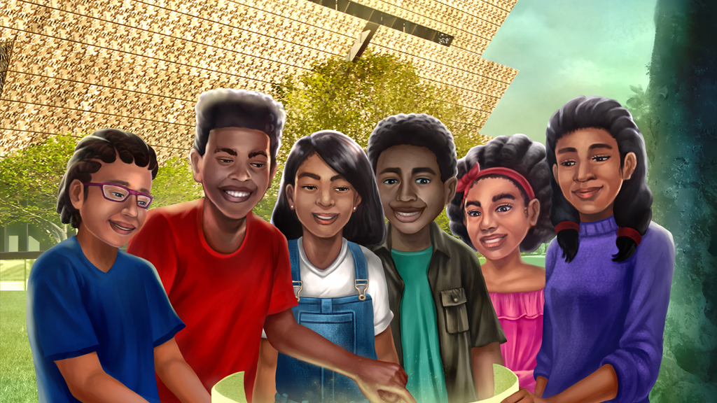 The STEAM Chasers: Books on Black American STEM Innovators project video thumbnail