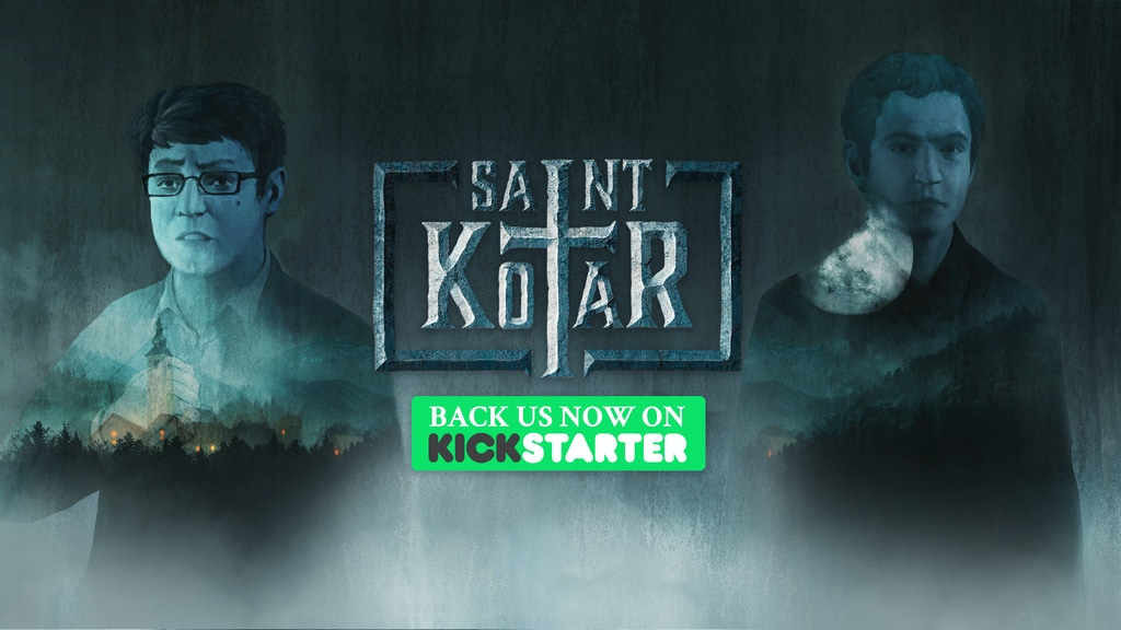 Saint Kotar - A psychological horror adventure project video thumbnail