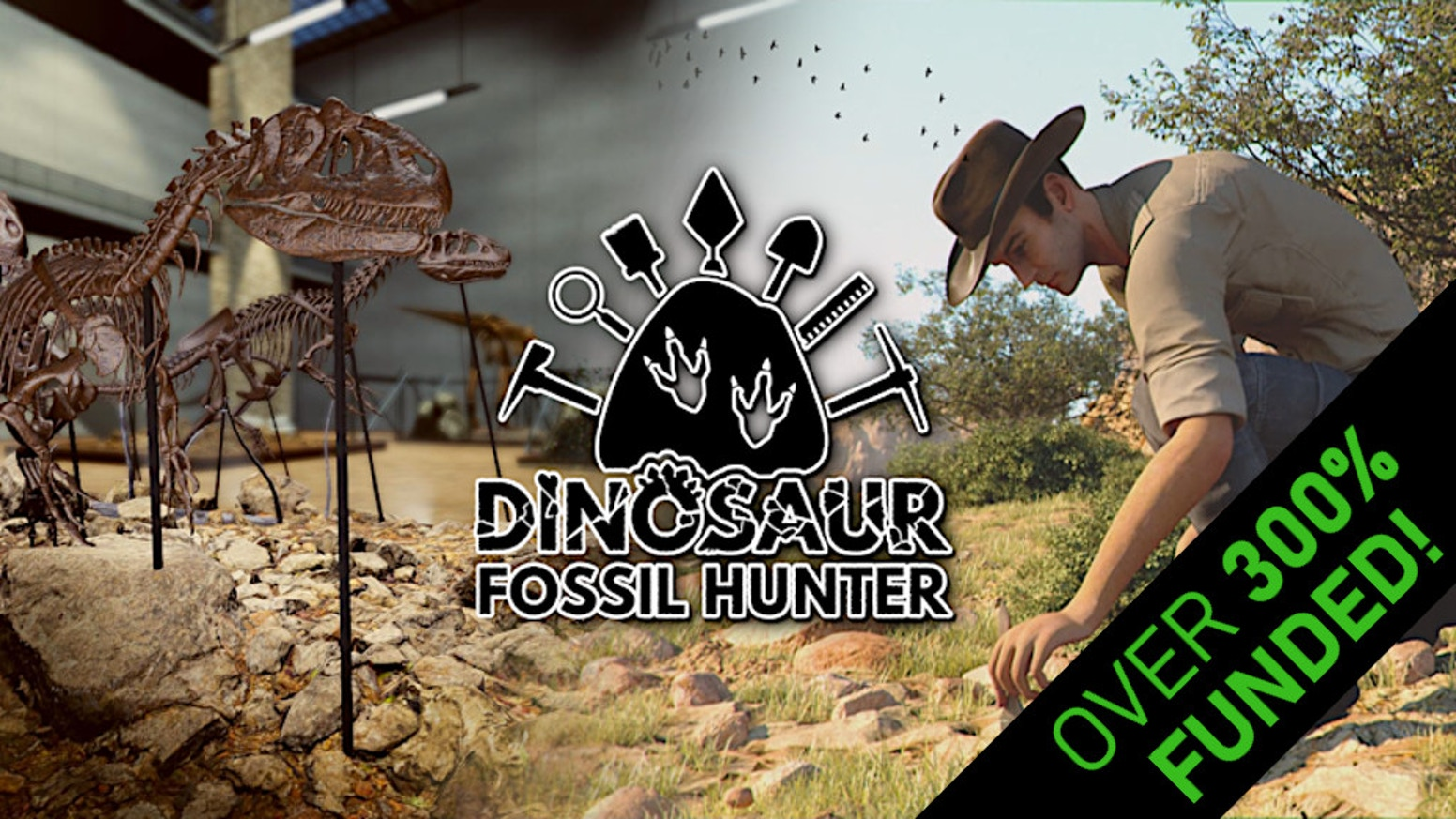 Become a paleontologist, discover ancient fossils, complete dinosaur skeletons and create your own unique museum.
