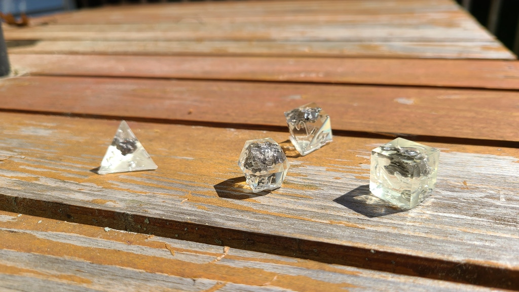 Project image for Meteorite Dice (Canceled)