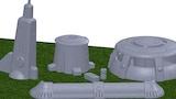 3D Printable Xeno Terrain No I thumbnail