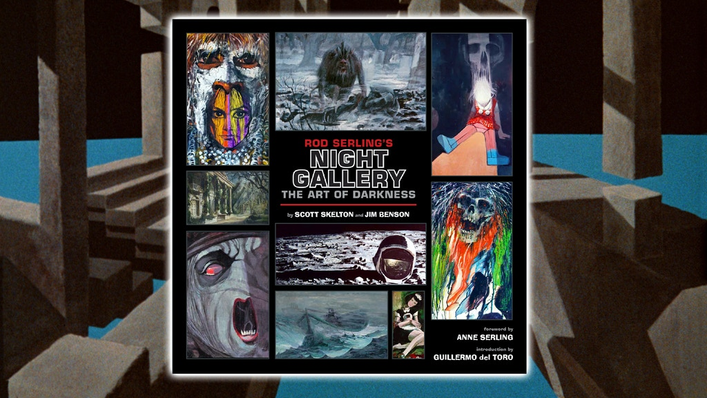 Rod Serling's Night Gallery: THE ART OF DARKNESS project video thumbnail