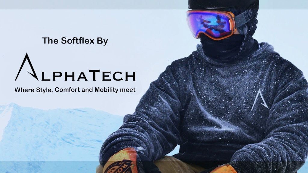 The Softflex (by Alphatech Apparel)