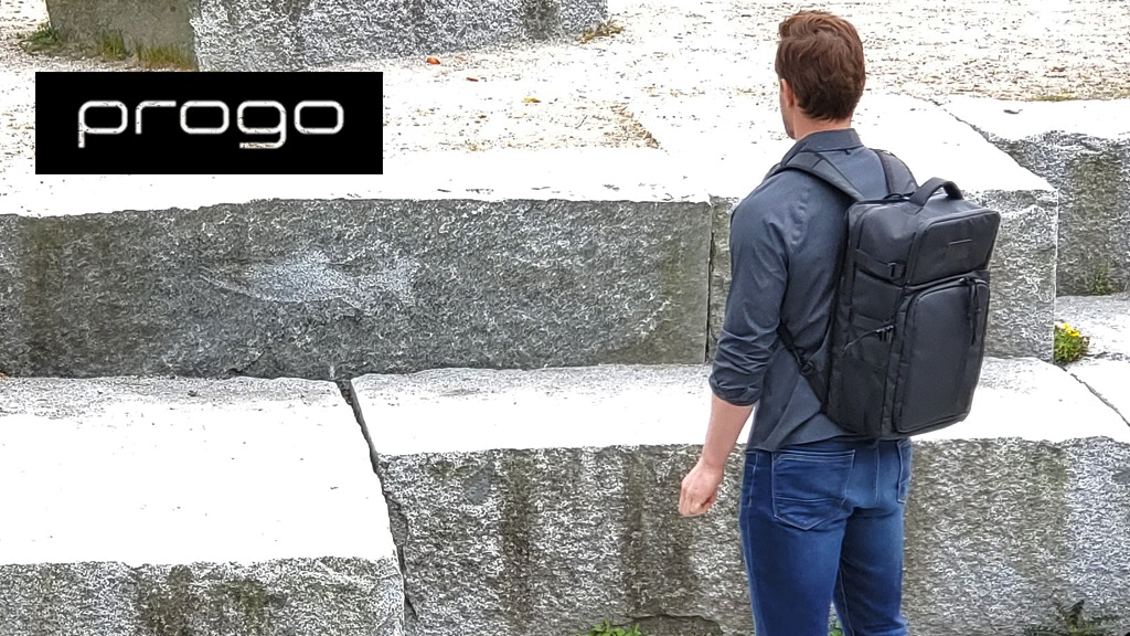 Progo - The bag you will need for traveling and photography
