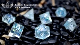 Handmade Dragon Scale Dices for RPG Games thumbnail