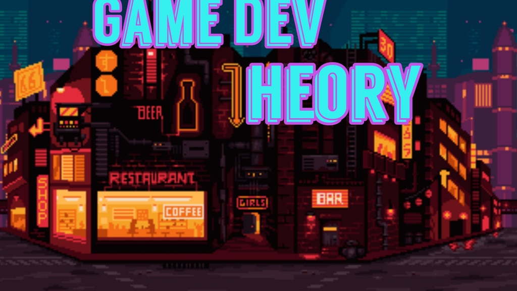 Project image for Game Dev Theory (Canceled)