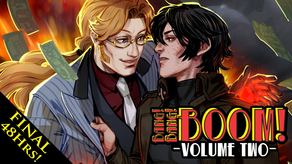 Bang! Bang! BOOM! Vol 2 project video thumbnail