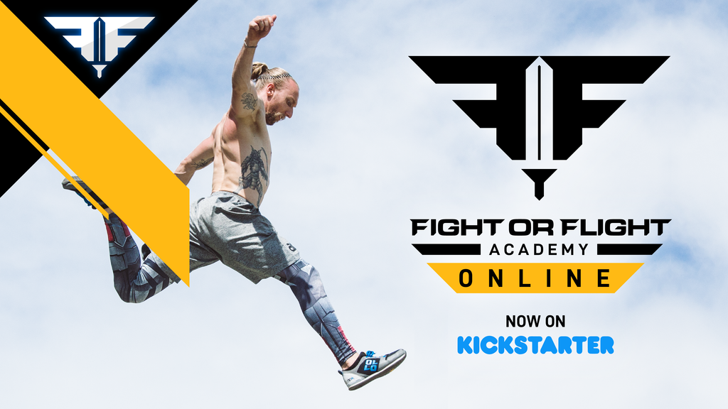 Fight Or Flight Academy: Online Parkour Academy project video thumbnail
