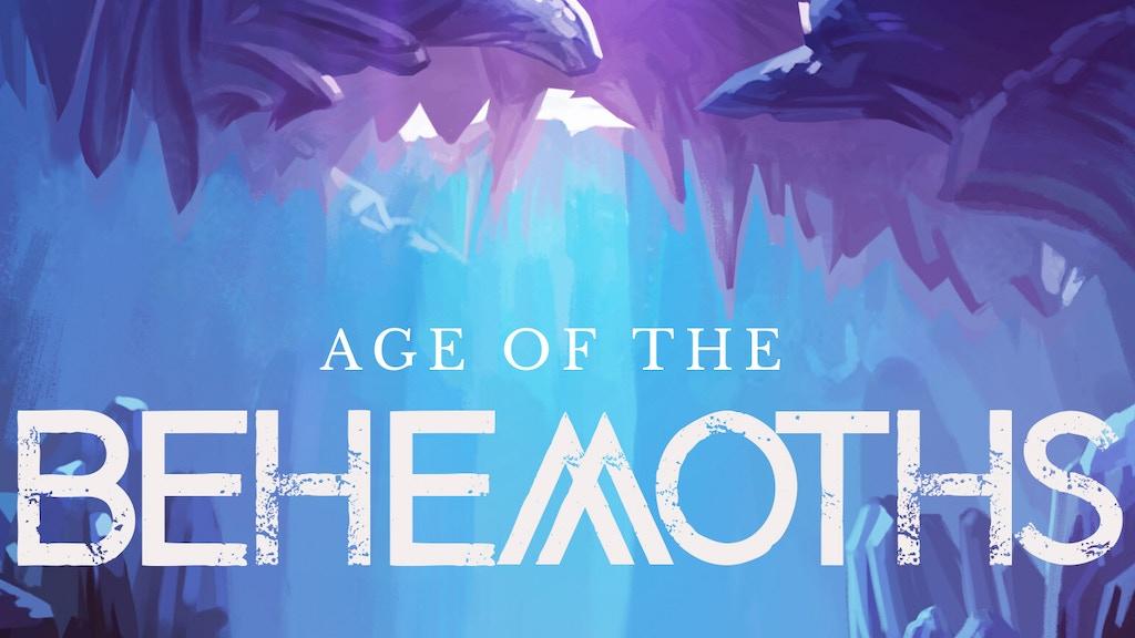Project image for LitRPG (GameLit / Isekai): Age of the Behemoths RPG Novel