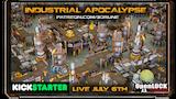 3D Printable Sci-Fi Modular: INDUSTRIAL APOCALYPSE thumbnail